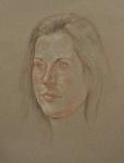 Portrait Drawings Laura