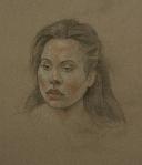 Portrait Drawings Zoe