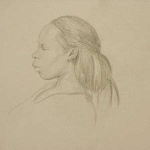 Portrait Drawings Dorothy